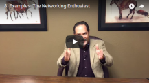 Examples: The Networking Enthusiast